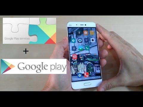 Instalar Google Play Services + Google Play Store en todos los Android