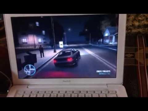 GTA IV On MacBook White - OS X Yosemite - Download & Working 100%