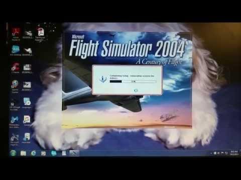 Flight Simulator 2004 Windows 7 not working - fix