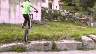 Gabriel Wibmer - 10 year old Trial Rider