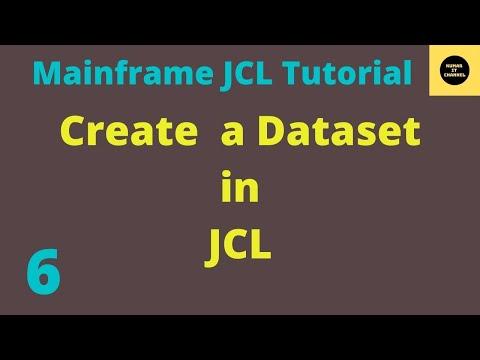 Jcl utilities tutorial