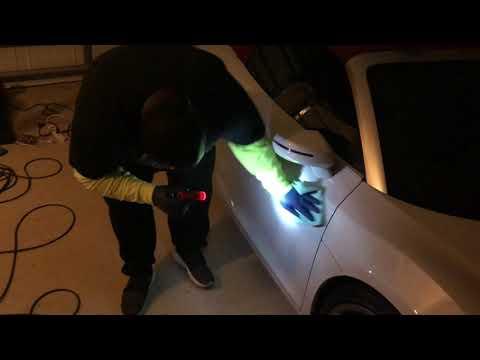 How To Apply Ceramic Pro on Audi R8
