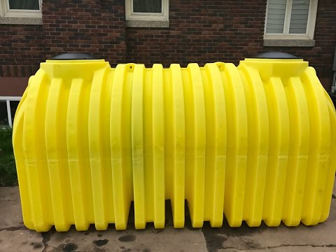DIY Home Build: Composting Toilet VS Septic Tank (Concrete vs Plastic)