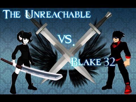 AQW: The Unreachable Vs. Blake32