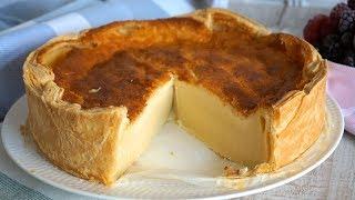 Pastel De Arroz. Tarta Fácil Y Muy Cremosa