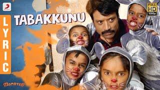 Monster - Tabakkunu Lyric Video | SJ Suryah, Priya BhavaniShankar, Justin Prabhakaran, Nelson