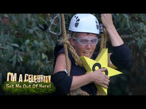 Kendra's Bushtucker Trial: Little House On The Scary | I'm A Celebrity...Get Me Out Of Here!
