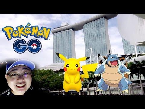 Pokémon GO Marina Bay Sands, Bayfront MRT, Appraisal Secret Tips!