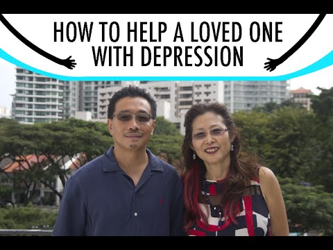 Helping a loved one with depression (Tips & Advice)
