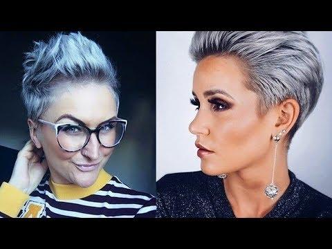 2018 Fall & Winter 2019 Short Haircuts for Women