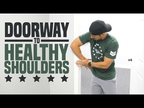 Rotator Cuff Stretches for Healthier Shoulders (EASY RELIEF NOW!)