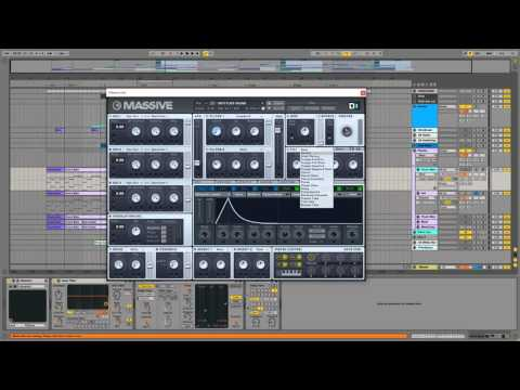 Basics of Sounddesign: Making a Pluck Sound with Massive Ep1
