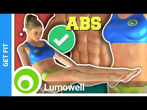 3 Minute Ultimate AB Workout