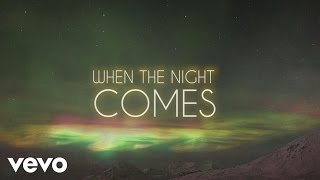 ELO - When the Night Comes (Jeff Lynne