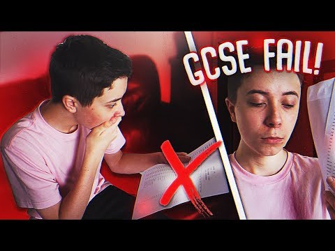 OPENING MY GCSE EXAM RESULTS 2017 (REACTION) *I failed*