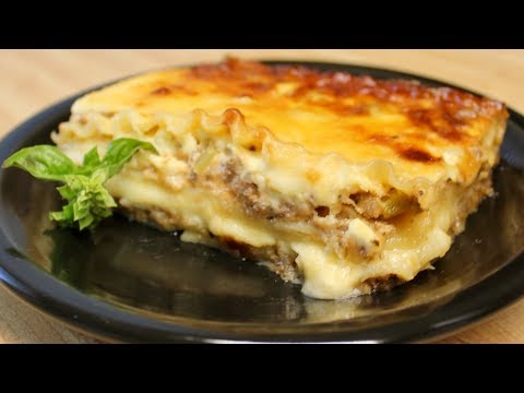 White Lasagna with Michael's Home Cooking