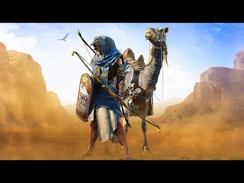 Assassin's Creed Origins Final Arena Gladiator Boss Fight Gameplay[Ultra High Setting]