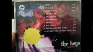 the keys KARATANA 1998- Black Mafia