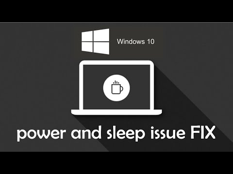 Laptop Won't Sleep when the Lid is Closed in Windows 10