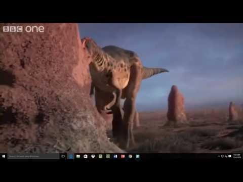 planet dinosaur - episode 4 - allosaurus