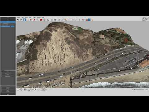 Virtual CRASH 4 | Google Earth Import Tool with Terrain Elevation Data