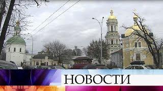 На Украине священников канонической православной церкви массово вызывают в СБУ.