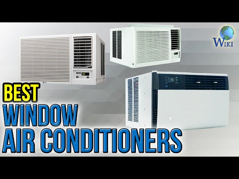 9 Best Window Air Conditioners 2017
