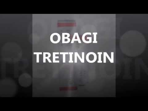 OBAGI TRETINOIN Cream 0.1% [ $74 IN STOCK! ] Obagi Tretinoin 0.05% 0.025%