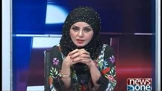 Live with Nadia Mirza | 18-May-2018 | Owais Tohid | Shehzad Chaudhry |