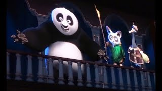 """DreamWorks Theatre tour and """"Kung Fu Panda"""" show highlights at Universal Studios Hollywood"""