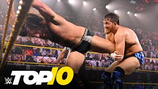 Top 10 NXT Moments: WWE Top 10, April 20, 2021
