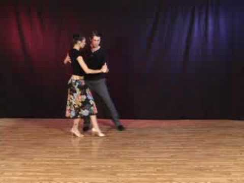 Learn to dance Argentine Tango - with Passion of Tango DVDs