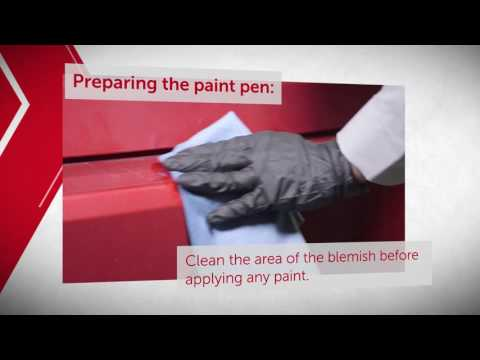 Touch-up Paint Pen Toyota