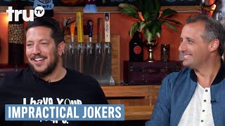 Impractical Jokers: After Party - Punishment Play-By-Play: Flatfoot the Pirate | truTV
