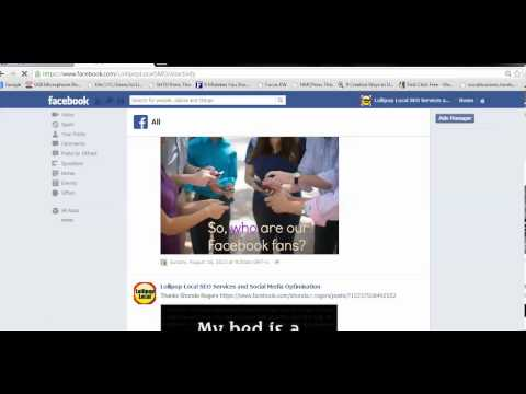 How to Schedule Shares On Your Facebook Business Page