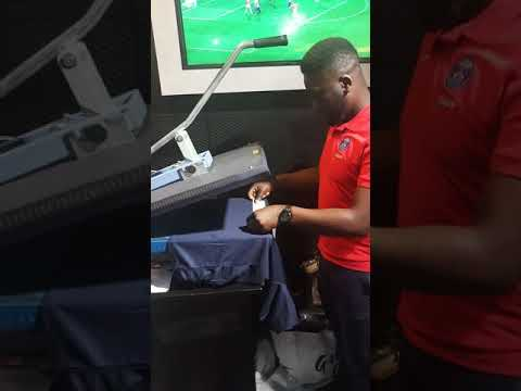 How PSG (Paris saint germain) creates your own customized shirts just for you!!!