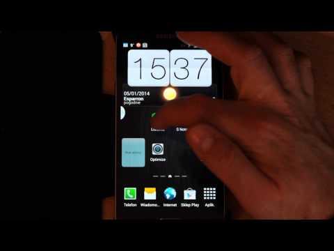 Samsung Galaxy Note 3 - Multi Window et Multi Task / Tache