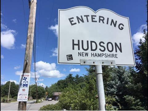 From Boston to New Hampshire by Local Buses