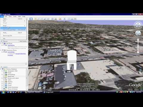 How to import your Google SketchUp models into Pepakura!