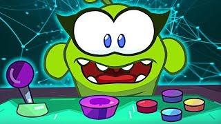Om Nom Stories: Super Noms - Digital Adventures | Cut the Rope | Funny Cartoon for Kids HooplaKidzTV