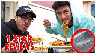 Eating At The WORST Reviewed Restaurant In San Francisco (1 Star)