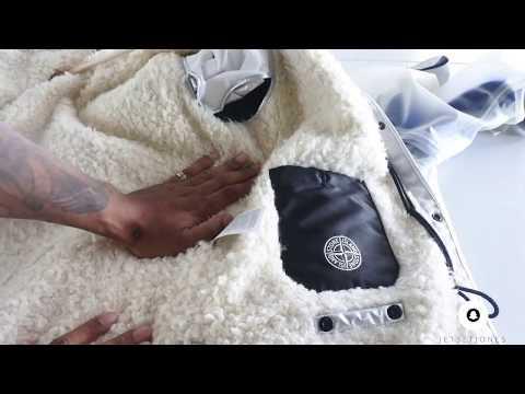 Stone Island Poly Composite Jacket Review| PT. 1 | Collectors Piece