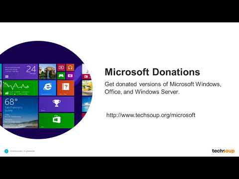 Webinar- How to Get Tech Donations: A Special TechSoup Tour-2017-08-17