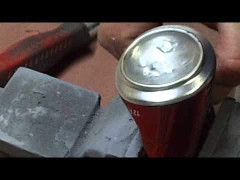 how to weld aluminum at home