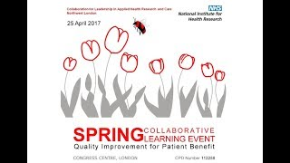2017 Spring Collaborative Learning Event