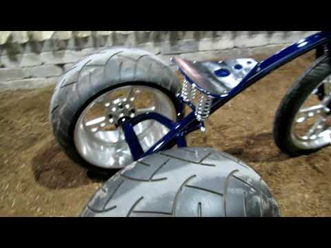 Custom Pedal Tricycle