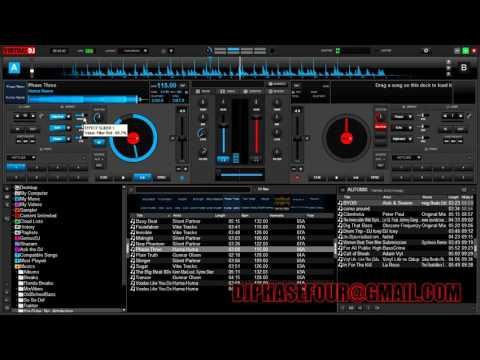Virtual DJ added Post-Fader Effects and didn't tell anyone!