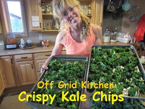 How Yo Make Kale Chips~ Best Recipe EVER!