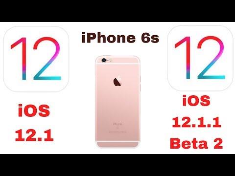 iOS 12.1.1 Beta 2 vs iOS 12.1 quick Speed test on iPhone 6s | iSuperTech