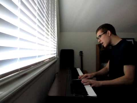 Ben Rector - When A Heart Breaks (Piano/Vocal Cover) by Cody Paxton